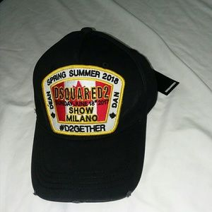 Dsquared Canada SS hat